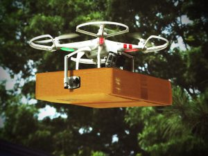In The News This Week: Parcel delivery by drone