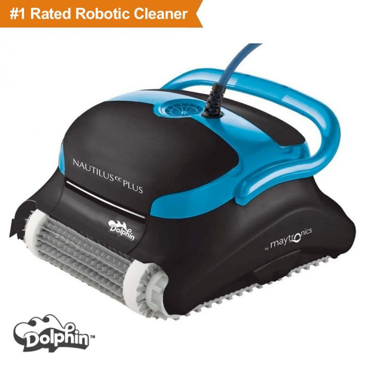 best robotic swimming pool cleaners