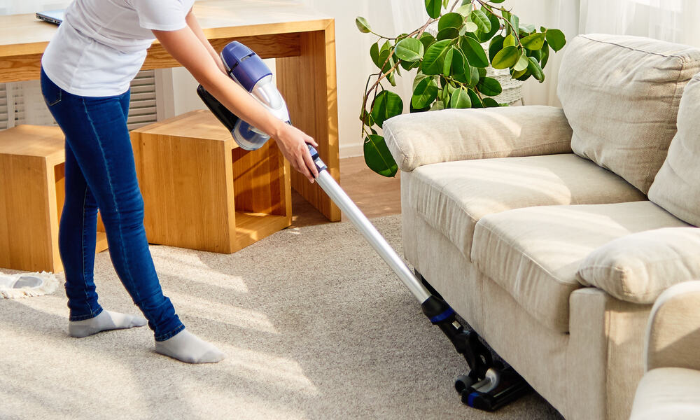 Cordless Stick Vacuum Cleaners